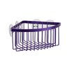 Hopeful Enterprise Corner Bath Caddy with 4 Suction Cups