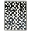 Pieles Pipsa Black/White Area Rug
