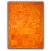 Pieles Pipsa Orange Area Rug