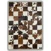 Pieles Pipsa Normand Cow Brown/Beige Area Rug