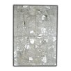 Pieles Pipsa White/Silver Area Rug 30cm Patch