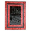 Pieles Pipsa Black/Red Area Rug