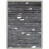 Pieles Pipsa Dark Grey/Acid Silver Area Rug