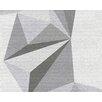 Lars Contzen Tapete Origami 1005 cm H x 53 cm B