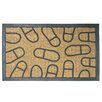 Rubber-Cal, Inc. Coming and Going Doormat