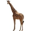 Wallhogs Giraffe III Cutout Wall Decal