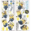 Wallhogs Despicable Me 2 Movie Growth Chart Wall Decal
