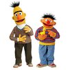 Wallhogs Sesame Street Bert and Ernie Cutout Wall Decal