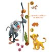 Wallhogs Disney The Lion King Growth Chart Wall Decal