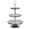 Mica Decorations Bracket Round Fran Tiered Stand