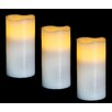 Mica Decorations Flameless Candle (Set of 3)