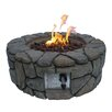Peaktop Stone Gas Fire Pit