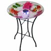 Flower Solar Birdbath - Peaktop Bird Baths
