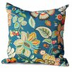 TK Classics Wild Flower Outdoor Throw Pillows Square 18x18