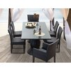 TK Classics Napa 7 Piece Dining Set