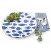 Mud Pie™ Fish Round Platter