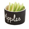 Mud Pie™ Chalkboard Ramiken Condiment Server (Set of 3)