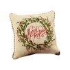 Mud Pie™ Merry Christmas Burlap Throw Pillow