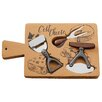 Mud Pie™ Wine & Cheese C'est Cheese Set