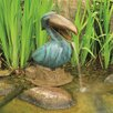 Resin Toucan Spitter Fountain - Aquascape Indoor and Outdoor Fountains