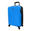 "Mia Toro ITALY Polipropilene 24"" Hardsided Spinner Suitcase"