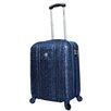 """Mia Toro ITALY Macchiolina Abrasa 22"""" Hardsided Spinner Suitcase"""