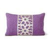 Fibre by Auskin Flower Linen Lumbar Pillow