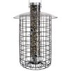 Droll Yankees B7 Domed Cage with 6 Port Sunflower Bird Feeder
