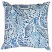 Swan Dye and Printing Algura Cotton Throw Pillow