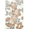 Tuft & Loom Moulin Floral Hand-Tufted Ivory Area Rug