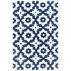 Tuft & Loom Microplush Blue Area Rug