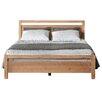 Grain Wood Furniture Loft Queen Platform Bed