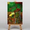 "Big Box Art Leinwandbild ""Gauguins Stuhl"" von Vincent Van Gogh, Kunstdruck"
