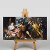 Big Box Art The Taking os Samson by Anthony Van Dyck Art Print on Canvas