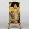 Big Box Art Judith by Gustav Klimt Art Print on Canvas