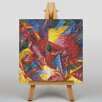 Big Box Art Plastic Forms by Umberto Boccioni Art Print on Canvas