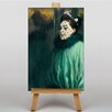 """Big Box Art Leinwandbild """"Women with a Veil"""" von Louis Anquetin, Kunstdruck"""