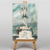 Big Box Art Sacrifice from the Satanic Ones by Felicien Rops Art Print on Canvas