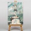 Big Box Art Leinwandbild Sacrifice from the Satanic Ones, Kunstdruck von Felicien Rops