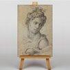 """Big Box Art Leinwandbild """"Cleopatra"""" von Michelangelo, Kunstdruck"""
