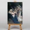 """Big Box Art Leinwandbild """"Song of the Angels"""" von William Adolphe Bouguereau, Kunstdruck"""