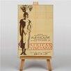 Big Box Art African Vineyard Vintage Advertisementon Canvas
