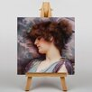 Big Box Art Godward Far Away Thoughts by John William Art Print on Canvas
