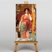 Big Box Art Godward Nerissa by John William Art Print on Canvas