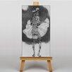 Big Box Art Felicien Rops Dancing Death Art Print on Canvas