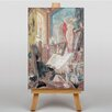 Big Box Art Incantation by Felicien Rops Art Print on Canvas