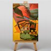 Big Box Art Landscape by Juan Gris Art Print on Canvas