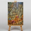 Big Box Art Conquest of the Mountain by Paul Klee Art Print on Canvas