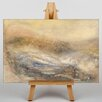 "Big Box Art Leinwandbild ""Watercolour"" von Joseph Mallord William Turner, Kunstdruck"