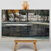Big Box Art Winter Landscape by Victor Westerholm Art Print on Canvas